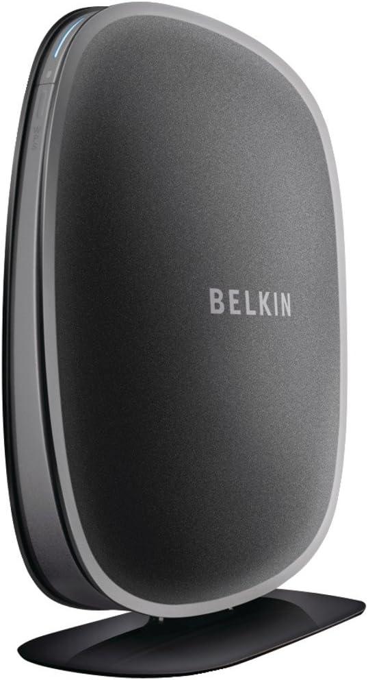 Belkin N450 Wireless N+ Router with Self-Healing (Latest Generation) (F9K1003)