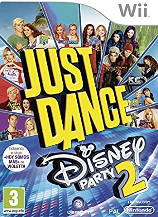 Just Dance: Disney Party 2: Amazon.es: Videojuegos
