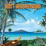 Hawaii 2018 Deluxe Wall Calendar - The Art of Scott Westmoreland by Scott Westmoreland