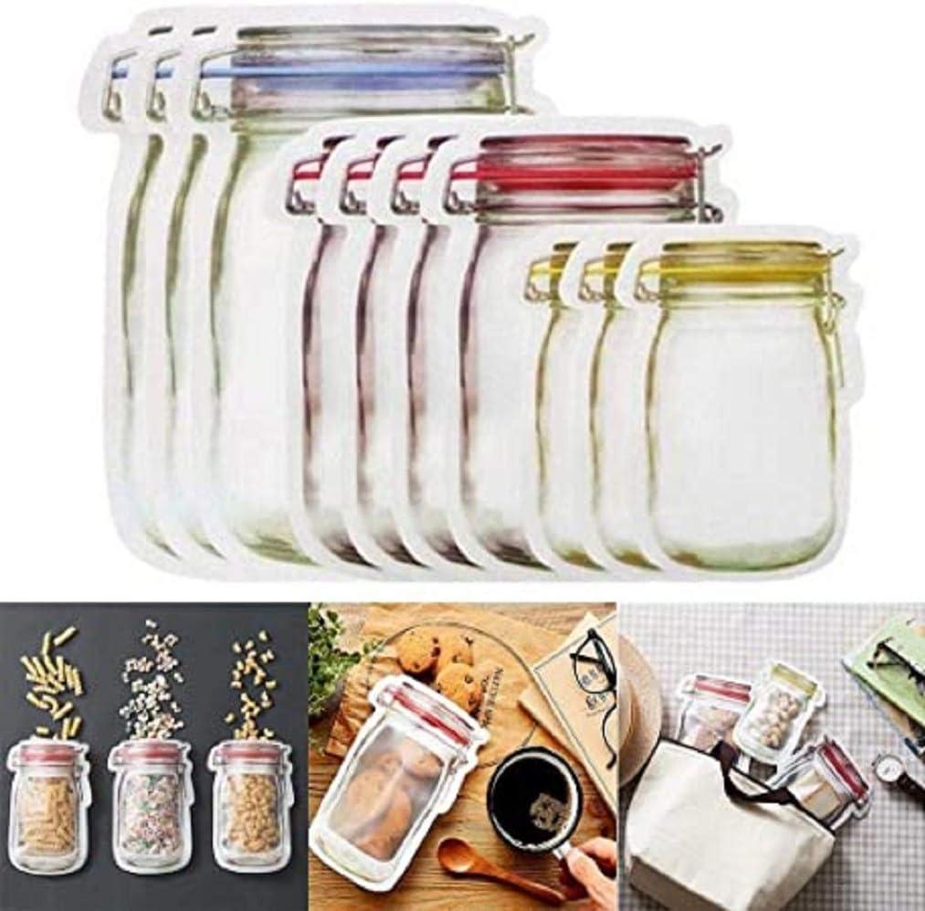 70% Off Coupon – 10 Pieces Transparent Food Bag