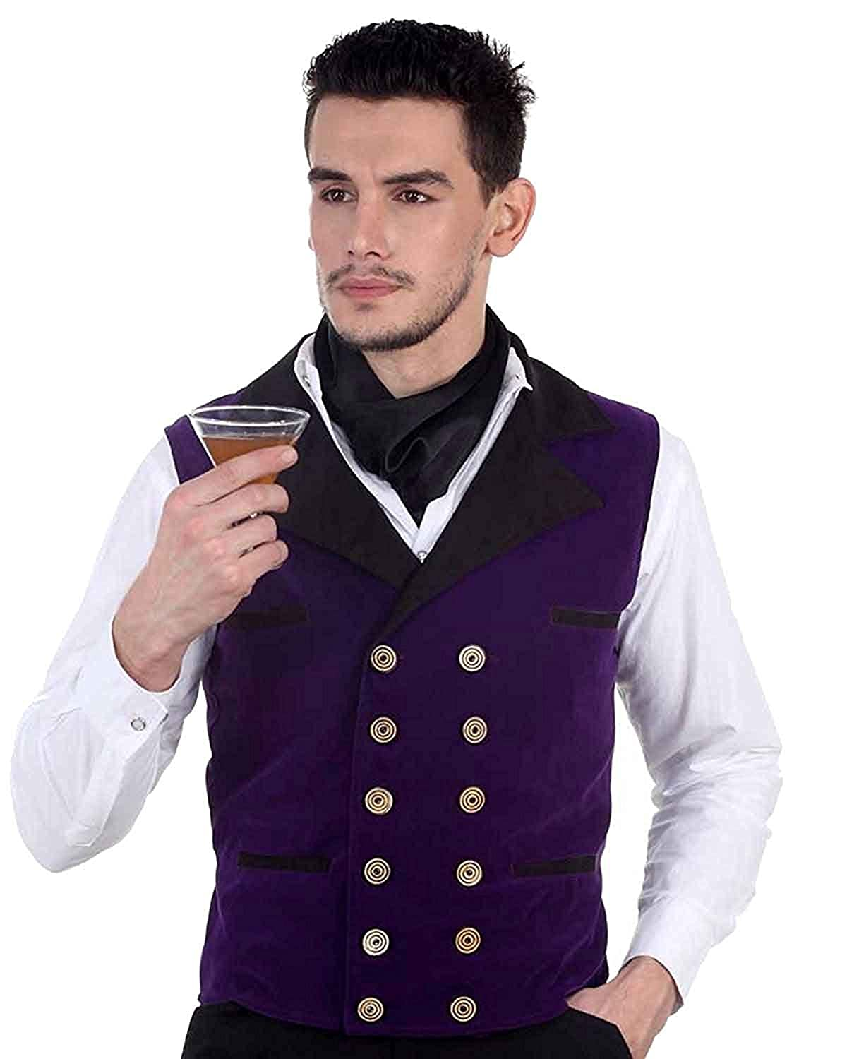 ThePirateDressing - Gilet - Uomo C1342