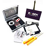 EXSEK Replacement Housing Shell Pack Compatible for Game boy Advance SP (SP NES)