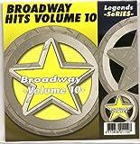 LEGENDS Karaoke CDG BROADWAY SHOWSONGS Vol.10 Show Tunes