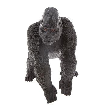 ノーブランド品 動物モデル ミニ リアル フィギュア 道具 机の飾り 贈り物 全16パタン