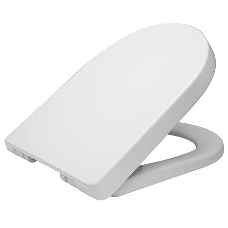 Relativ WOLTU WS2544 Toilettendeckel WC Deckel Sitz Absenkautomatik FI69