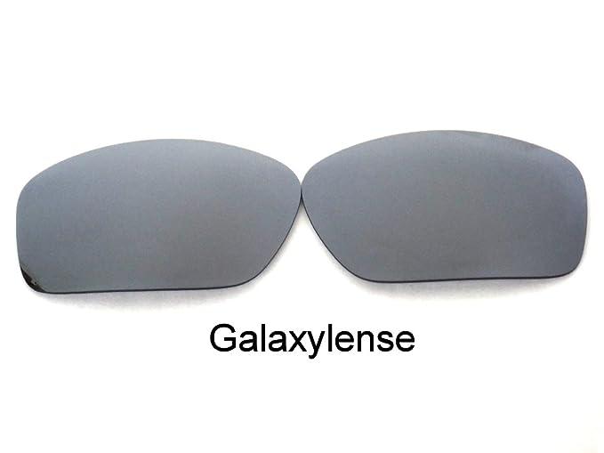 205a5b1e1c7b7 Amazon.com  Galaxy Replacement Lenses For Oakley Valve Titanium ...