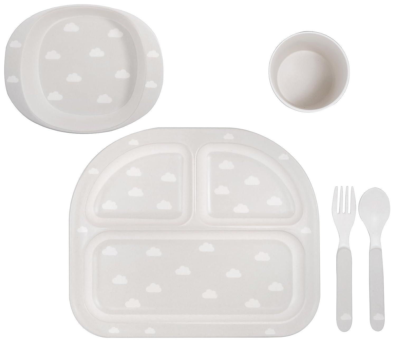 Kindsgut Crockery White Fox Baby-Tableware