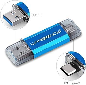 Memoria USB Pendrive 128GB USB 128GB Tipo C USB 3.0 OTG USB Stick ...