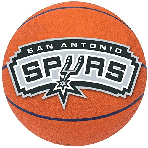 fan products of Amscan Sports & Tailgating NBA Party San Antonio Spurs Large Cutout Decoration, Multi Color, 12.7 x 11.1