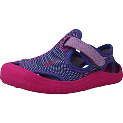 online retailer b112b 3bfd4 Nike Sandals and Slippers for Girls, Colour Violet, Brand ...