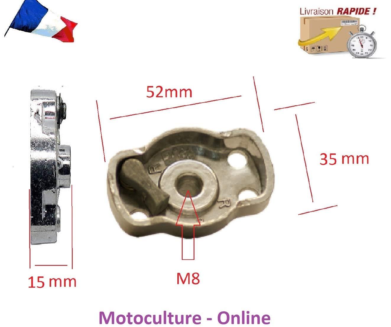 Motoculture-Online Cloche dentrainement de Lanceur/démarreur pour ...