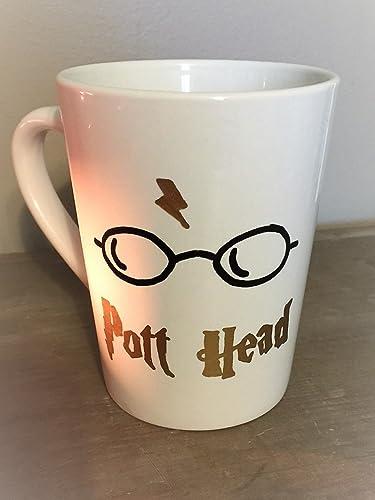 Amazon Harry Potter Hand Painted Mug