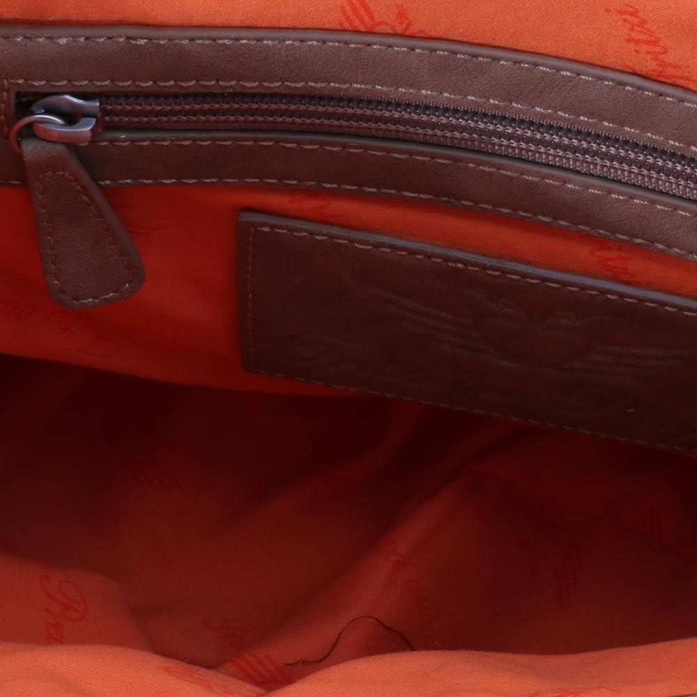 Fritzi aus Preussen Kinga Shopper Tasche 40 cm Beige