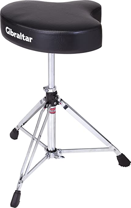 Gibraltar 6608 Heavy Drum Throne Drums & Percussion at amazon