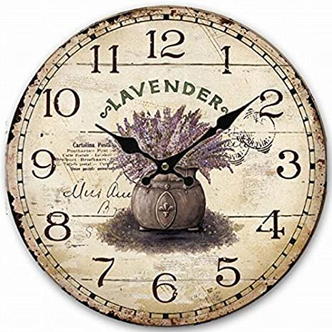 Amazon.com: CLG-FLY Home Furnishing Decorative Wall Clock Digital Electronic Clocks #7 beautify your home: Home & Kitchen