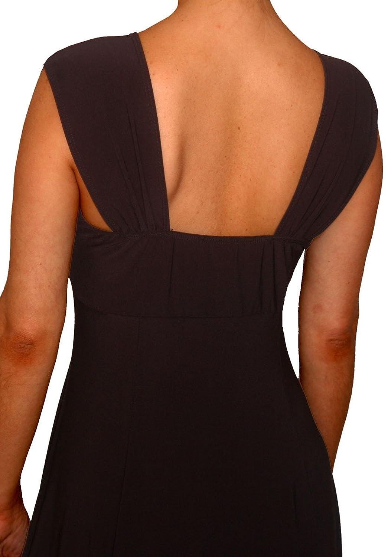 Funfash Plus Size Women Empire Waist A Line Slimming Cocktail Dress ...