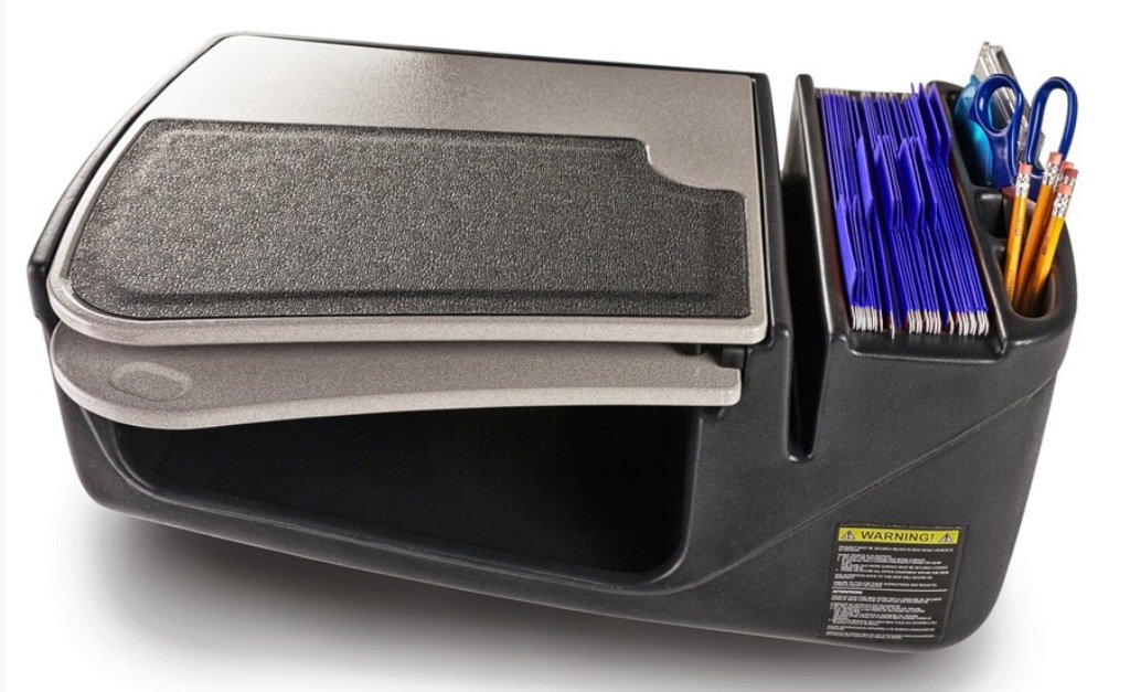 GripMaster Car Desk (GripMaster Car Desk w 400 Watt Inverter)