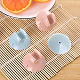super1798 Rice Spoon Sucker Suction Rack Holder Kitchen Gadget for Electric Cooker Wall - Random Color