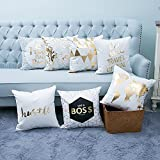 Monkeysell Bronzing Flannelette Home Pillowcases