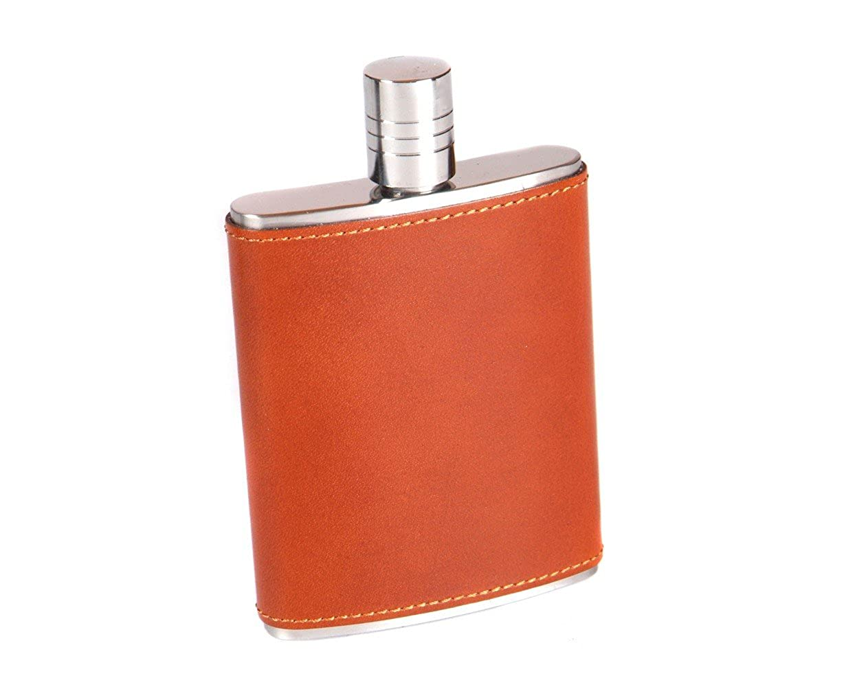 【爆買い!】 3oz B01N1538X0 Hip Havana Flask Tan Havana Tan B01N1538X0, クロマツナイチョウ:3b22a085 --- buyanyproducts.com