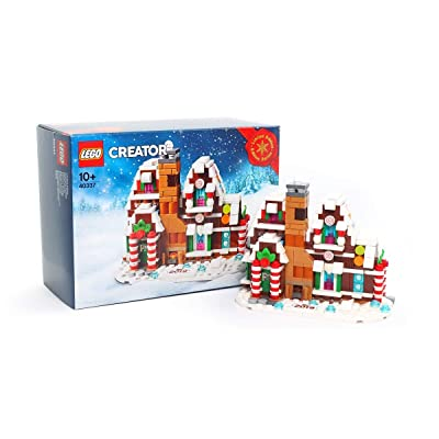 CREATOR 2020 Lego Gingerbread House Mini Limited Edition 40337: Toys & Games