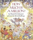 How Much Is a Million?, David M. Schwartz, 0688040497
