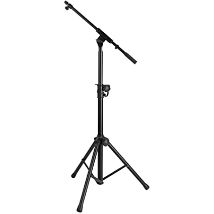 Amazon com: Talent AMT Heavy-Duty Tripod Boom Stand for AM150 PA