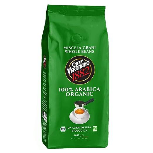 10 opinioni per Caffè Vergnano 1882 Sacco Bio, 1 kg- 1 Pacchetto