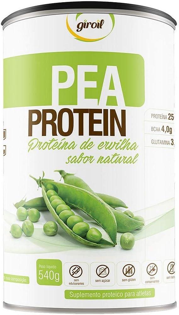 Pea Protein Giroil ( Sabor Natural ) - 540G, Giroil