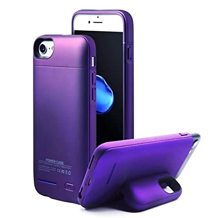 Amazon.com: YLEX - Carcasa para iPhone 8/7/6/6S, 3000 mAh ...