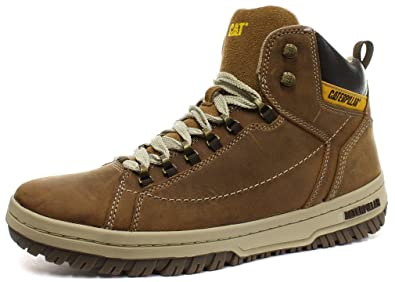 45 6 Apa Caterpillar Marron Hi Pointure Homme Bottes EHSwqgwx0