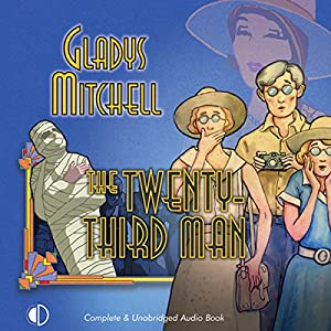 The Twenty-Third Man Audiobook