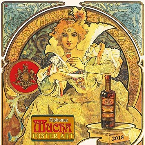 Read Online Alphonse Mucha  Poster Art (180575) pdf