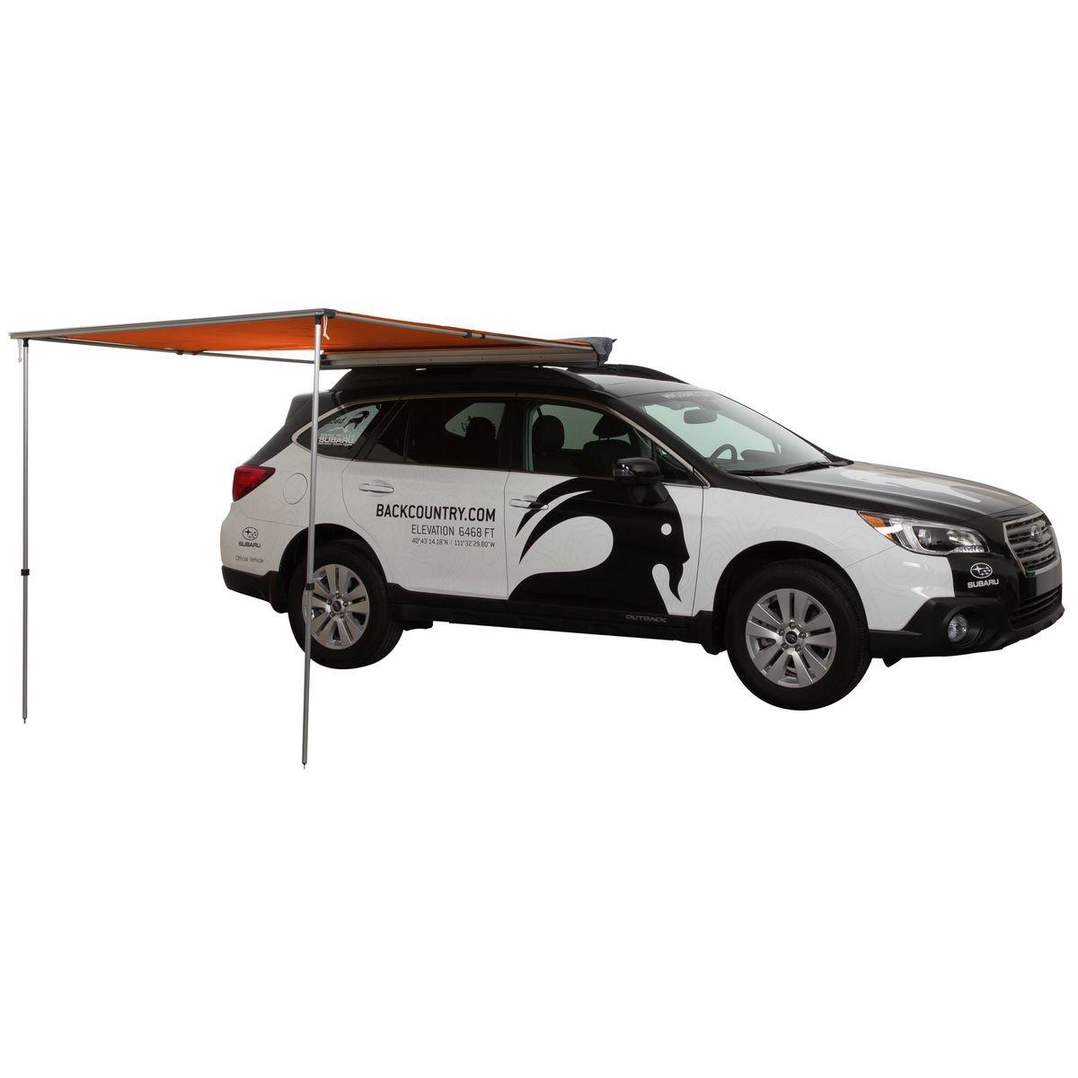 Tepuiオーニング窓 B06XX6VCPP 6ft|Orange Canopy/Black Cover Orange Canopy/Black Cover 6ft