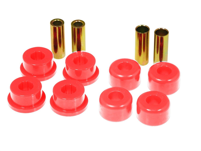 Prothane 18-1204 Red Rear Strut Rod Bushing Kit