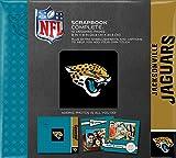 C.R. Gibson Scrapbook Complete Kit, Small, Jacksonville Jaguars (N878471M)