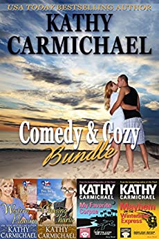 Comedy & Cozy Bundle by [Carmichael, Kathy]