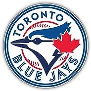 "Toronto Blue Jays MLB Baseball USA Bumper Sticker 5"""