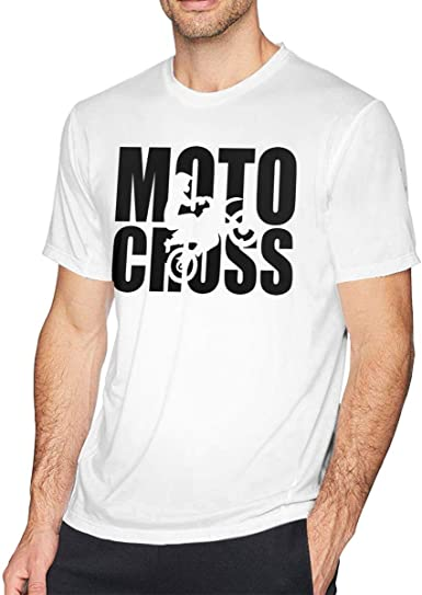 wwoman Motocross Evolution Hipster Camiseta Hombre Casual O ...
