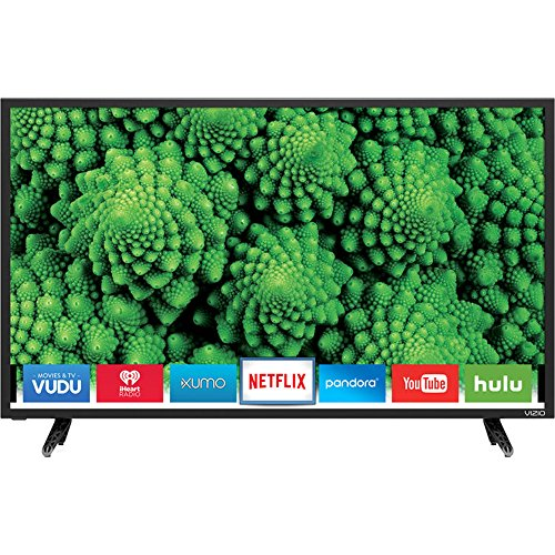 "VIZIO D-Series 43"" Class (42.50"" Diag.) LED Smart ..."