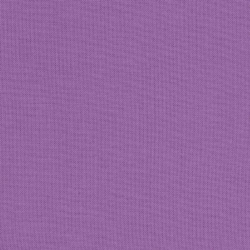 Kona Cotton Wisteria Purple Fabric By The (Kona Cotton Broadcloth)