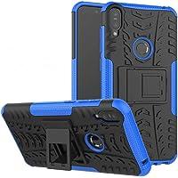 """Capa Capinha Anti Impacto Para Asus Zenfone Max Pro M1 Zb602kl Tela 6.0"""" Case Armadura Hybrid Reforçada Com Desenho De Pneu - Danet (Branca)"""