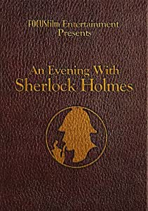 An Evening With Sherlock Holmes [Import]
