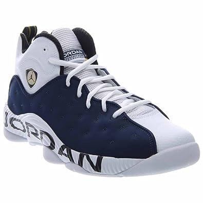 Jordan Men Jordan Jumpman Team II (navy / midnight navy / white / varsity  maize