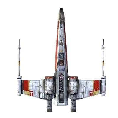 X-Kites Star Wars Deluxe Nylon Fighter Kite, X-Wing: Toys & Games