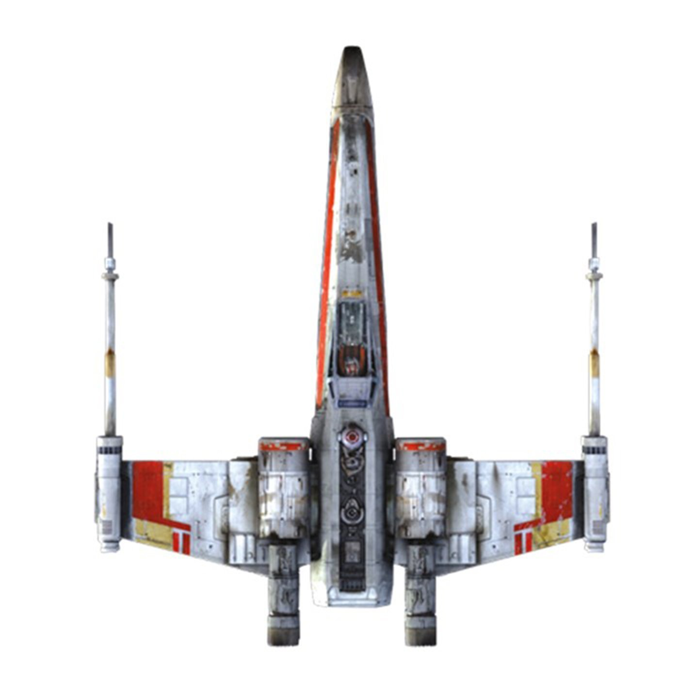 X-Kites Star Wars Deluxe Nylon Fighter Kite X-Wing