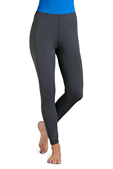 Coolibar Damen Uv-Schutz Legging