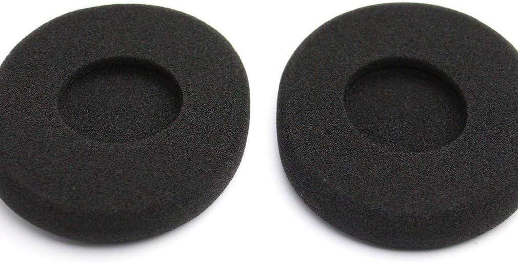Greens espuma suave, aislamiento de ruido Almohadillas de repuesto para Logitech H800