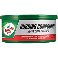 Turtle Wax T-230A Rubbing Compound & Heavy Duty Cleaner - 10.5 oz