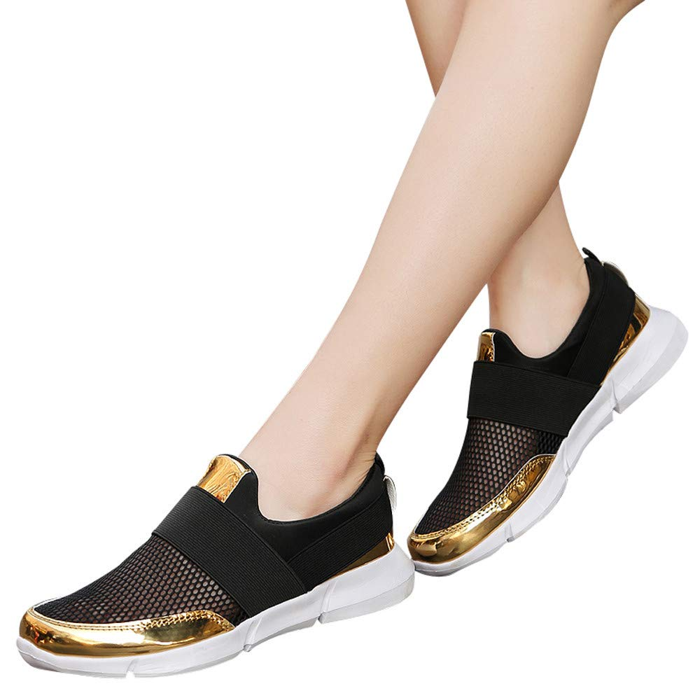 117005e86ca3f Oliviavan Women's Mesh Casual Running Shoes, Ladies Breathable Light ...